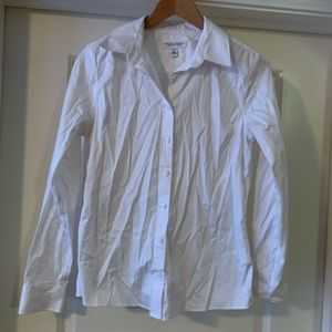 Banana Republic Non Iron Fitted Dress Shirt